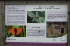Kuznia-w-Siodelku-Rezerwat-Srebrne-Zrodla-Tablica-informacyjna