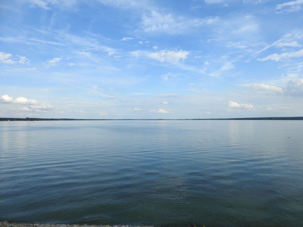 trasa rowerowa wokół jeziora turawskiego