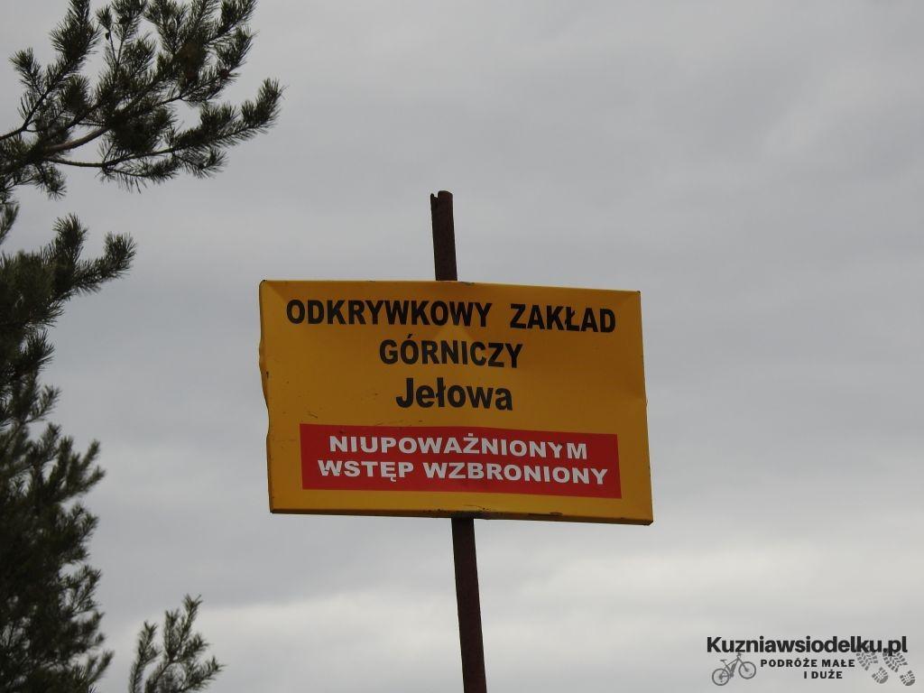 Wydmy w Kosowcu