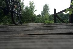 Trasa rowerowa Most przy Quid Ad Te 6
