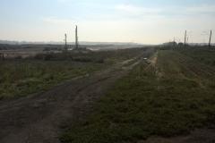 Trasa rowerowa - Palac Tworkow 1