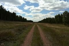 Kuznia w siodelku - Trasa rowerowa Sierakowice 1a