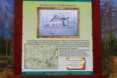 Kuznia w Siodelku - Tablice Informacyjne