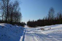 Kuźnia w siodełku zima 2017-12